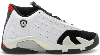 Jordan 14 Retro Black Toe 2006 (GS) 312091-162