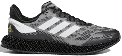 adidas 4D Run 1.0 Core Black Cloud White EG6247