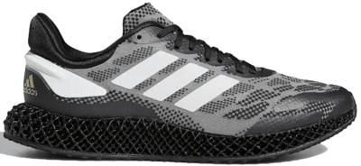 adidas 4D Run 1.0 Core Black Cloud White EG6247
