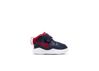 Nike Team Hustle D 9 Midnight Navy (TD) AQ4226-403