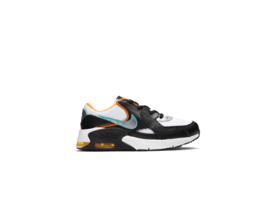 Nike Air Max Excee D2N White Laser Orange (PS) CJ2003-100