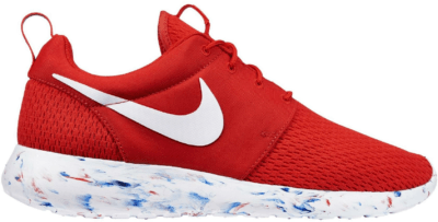 Nike Roshe Run Marble Pack Red 669985-600
