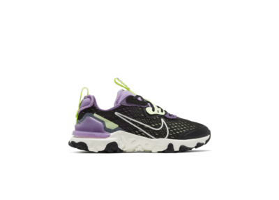Nike React Vision Black Gravity Purple (GS) CD6888-002