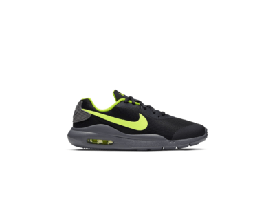Nike Air Max Oketo Black Volt (GS) AR7419-013