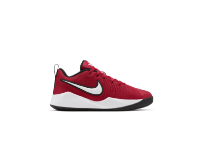 Nike Team Hustle Quick 2 University Red (GS) AT5298-600