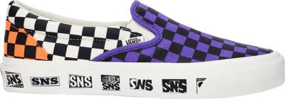 Vans Og Classic Slip-on Lx x Sneakersnstuff Multi VN0A45JK01M