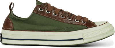 Converse Unisex Space Vintage Chuck 70 Low Top Green 167407C