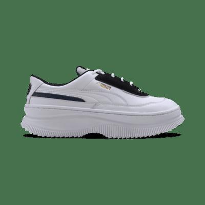 Puma Deva Chic sportschoenen Blauw / Zwart / Wit 371195_02