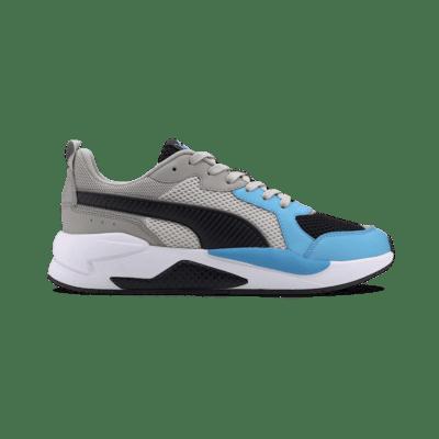 Puma X-Ray glitters Blauw / Groen / Zwart 372603_01