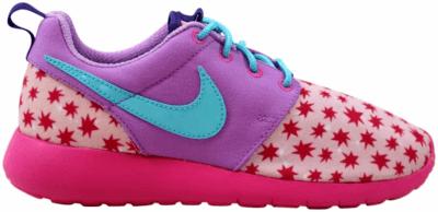 Nike Roshe One Print Prism Pink (GS) 677784-604
