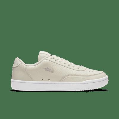 Nike Wmns Court Vintage Premium 'Pale Ivory' Cream CW1067-101