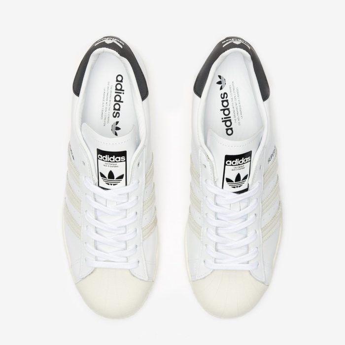 superstar heel tab adidas