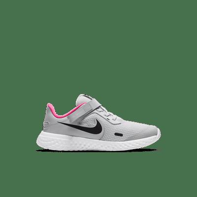 Nike Revolution 5 FlyEase Grijs CQ4648-002