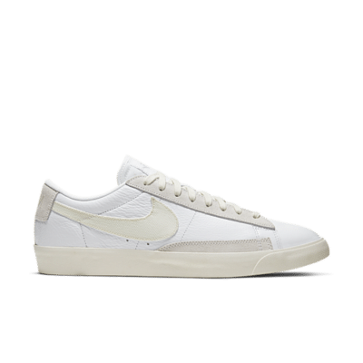 "Nike Blazer Low Leather ""Platinum Tint"" CW7585-100"