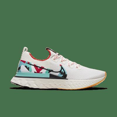 Nike React Infinity Run Flyknit A.I.R Sail CV9312-100