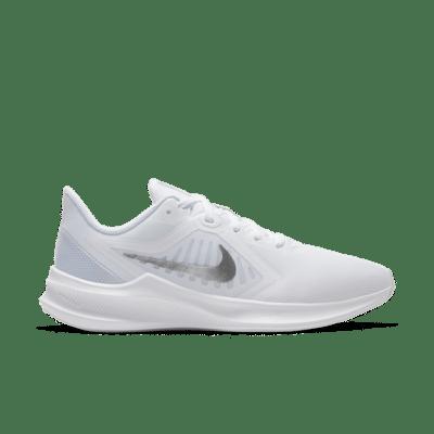 Nike Downshifter 10 Wit CI9984-100