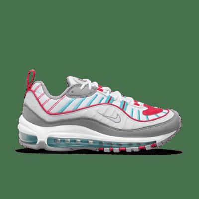 Nike Wmns Air Max 98 'Particle Grey Aqua' Grey CI3709-002