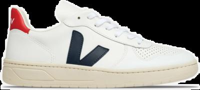 """Veja V-10 Leather """"White"""" VXW021267"""