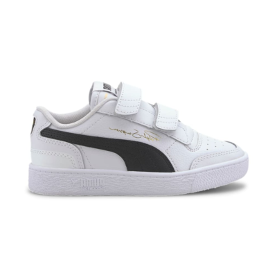 Puma Ralph Sampson Lo V Kids' s Wit / Zwart 370921_08