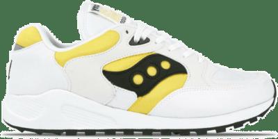 """Saucony JAZZ 4000 """"Yellow"""" S70487-3"""