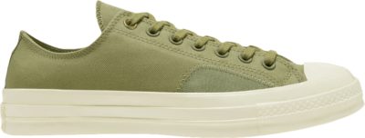 Converse Chuck 70 Low 'Clean N Preme – Street Sage' Green 167820C