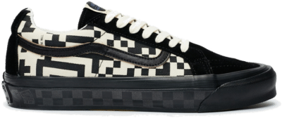"Vans TH SK8-Lo Reissue LX ""Black"" VN0A4U4B5OB1"