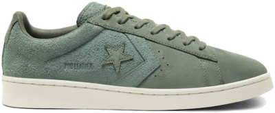 "Converse x CONVERSE EARTH TONE SUEDE PRO LEATHER OX ""LILY PAD"" 167889C"