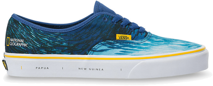 Vans Authentic National Geographic VN0A2Z5I002