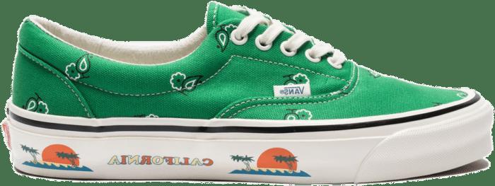 Vans OG Era Paisley Green VN0A4BVAXE4