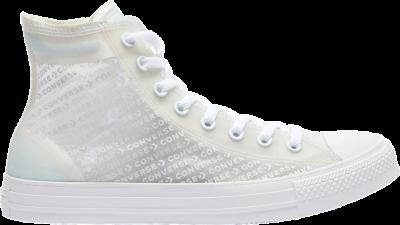 Converse Chuck Taylor All Star Hi Translucent White 165609C