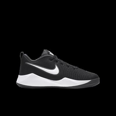 Nike Team Hustle Quick 2 Black Volt (GS) AT5298-002