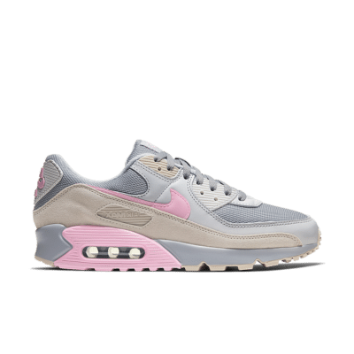 "Nike Air Max 90 ""Vast Grey Pink"" CW7483-001"