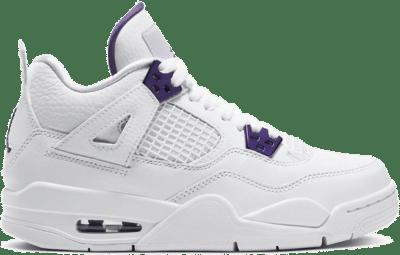 Jordan 4 Retro Metallic Purple (GS) 408452-115