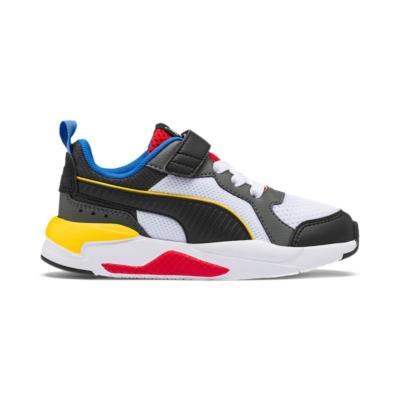 Puma X-Ray AC sportschoenen Zwart / Geel / Wit 372921_03