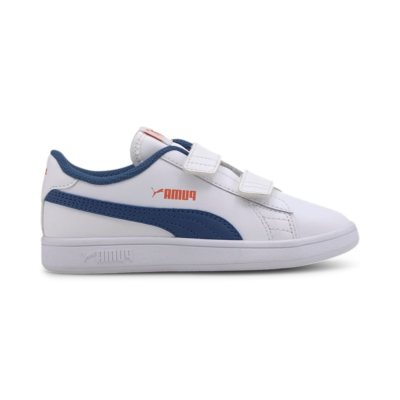 Puma Smash v2 Leather sportscchoenen Wit 365173_16