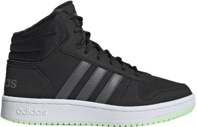 adidas Hoops 2.0 Mid Core Black EE6704