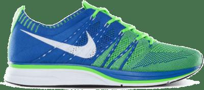 Nike Flyknit Trainer+ Varsity Royal Electric Green 532984-431