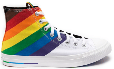Converse Chuck Taylor All Star Pride White  167758C