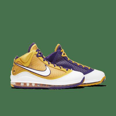 """Nike NIKE LEBRON VII QS """"MEDIA DAY"""" CW2300-500"""