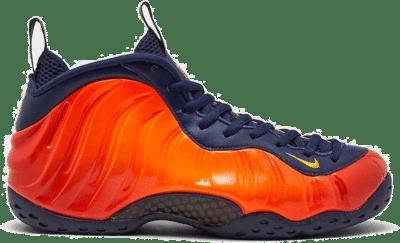 Nike Air Foamposite One Blue Void Rugged Orange CJ0303-400