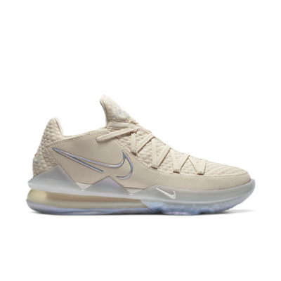 Nike LeBron 17 Low White CD5007-200