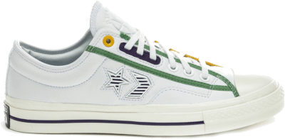 Converse Star Player Ox White 167141C