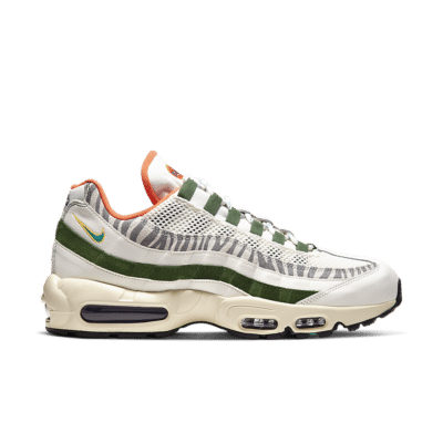Nike Air Max 95 'Era' Sail/Forest Green/Electric Orange/New Green