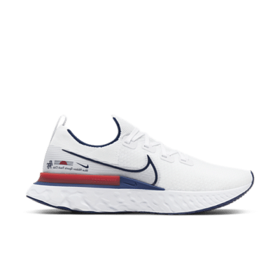 Nike React Infinity Run Flyknit Blue Ribbon Sports CW7597-100