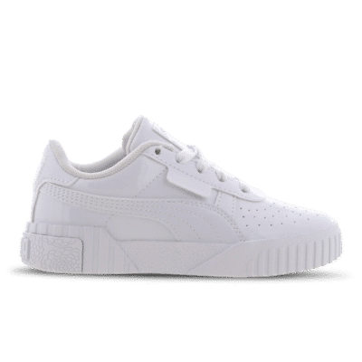 Puma Cali Patent White 370140 01