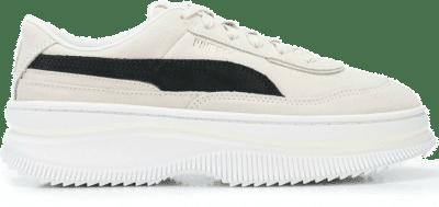 Puma Deva Suede sportschoenen Zwart / Wit 372423_01