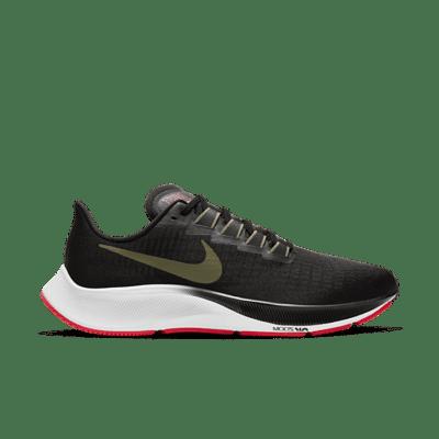 Nike Air Zoom Pegasus 37 Black Olive Aura BQ9646-004