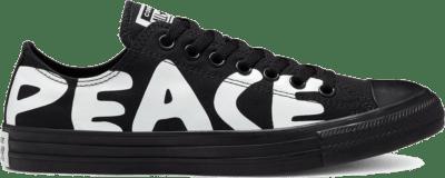 Converse CTAS OX WIT/ZWART/WIT Black 167893C
