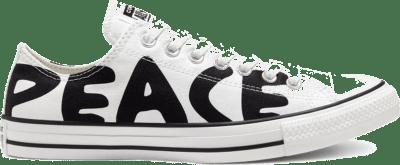 Converse CTAS OX WIT/ZWART/WIT White/ Black 167894C