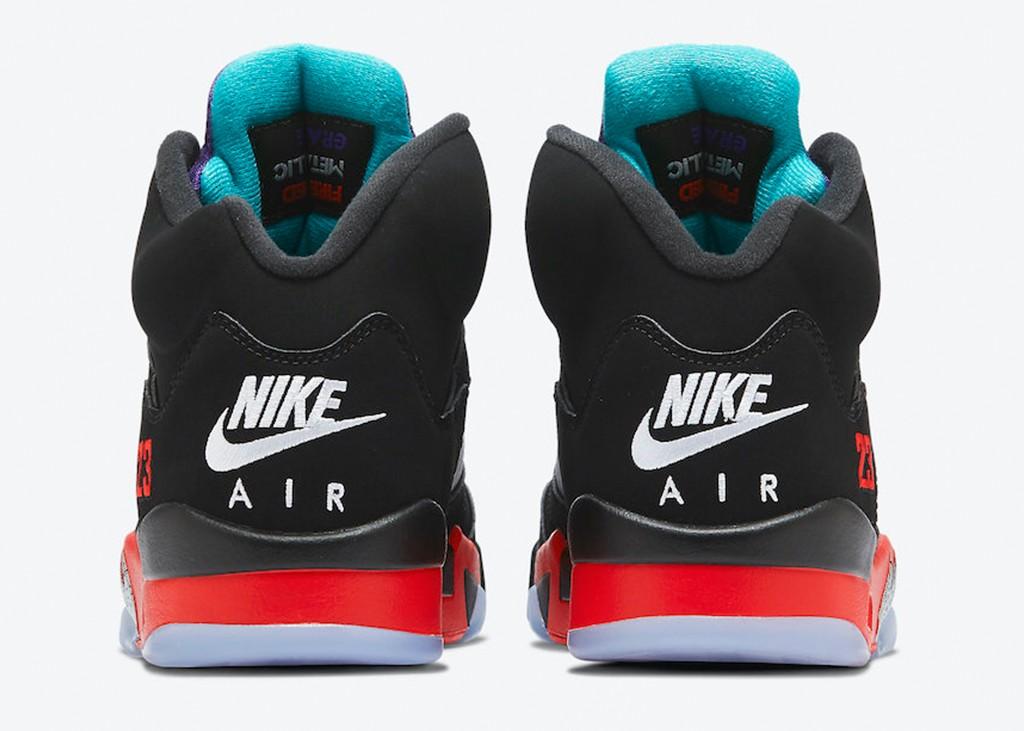 Air Jordan 5 Top 3: officiële foto's en ze zijn heerlijk